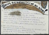 being for the benefit [sic] of mr. kite! by john lennon